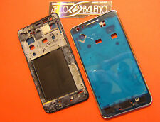CORNICE COVER DISPLAY PER SAMSUNG GALAXY S2 GT i9100 NERO RICAMBIO BLACK FRAME