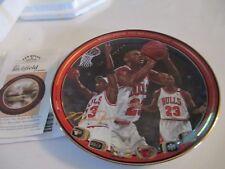 2000 Collectors Plate Michael Jordan By Glen Green 1992 NBA Championship 1706A