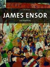 Fachbuch James Ensor, Die Gemälde, WERKVERZEICHNIS im Schuber, REDUZIERT, NEU