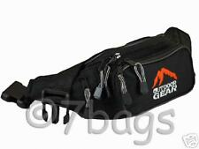 Bumbags Black Bumbag Bum Bag Waist Hip Money Pack Bags Holder OUTDOOR GEAR 357K