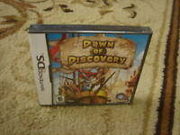 Dawn of Discovery  (Nintendo DS, 2009)