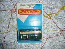 AEC London Bus Chesterfield transport Matchbox Série 75 en Blister