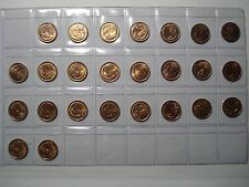 Australian Decimal 1 Cent Set High Grade Inc 1968 zz