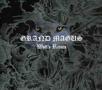 Grand Magus - Wolf's Return (NEW CD)