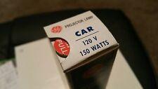 GE CAR 120v 150w projector bulb