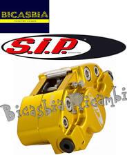 3677 - PINZA FRENO ANTERIORE SIP ORO VESPA PX 125 150 200 FRENO A DISCO