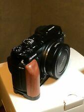 Fujifilm GFX 50R 51.4MP Digital Camera - with CANON EF Adapter