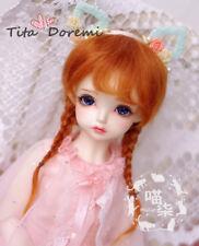 Bjd Perruque 1/3 8-9 DD DZ DAL UNCLE BLYTHE AOD Dollfie Doll Toy Head Beauty wig