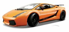LAMBORGHINI GALLARDO 1/18 Scale Diecast Car Model Orange Cars Models Miniature