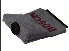 NEW BOSCH Rotary Hammer & Drill CLOTH Dust Collector Bag 2605411044