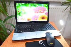 Acer E1 531 l 15 Zoll HD l 8GB RAM l AKKU NEU I Windows 10 l 500GB I HDMI DVDRW