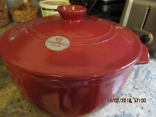 Emille Henry Flame French Dutch Oven New In the Box  5.5 quarts 5.3 L