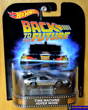 Hot Wheels Back to the Future Delorean DMC [Hover Mode] BTTF-New/Sealed/XHTF