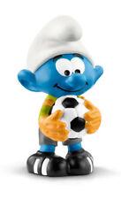 NEW Soccer Smurf Goalkeeper 20808 Plastic Figurine 2018 Football Set