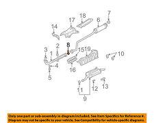 HONDA OEM Exhaust-Muffler & Pipe Gasket 18393SH3S00