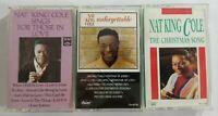 Nat King Cole Cassette Tape Bundle (SEE DESCRIPTION FOR TITLES)