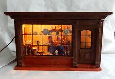 Vintage Eugene Kupjack Silver Store Roombox Artisan Dollhouse Miniature 1:12