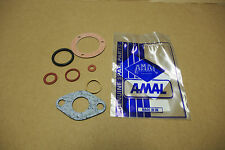 GENUINE AMAL 375 MONOBLOC CARB GASKET SET NORTON TRIUMPH BSA ETC
