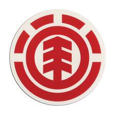 """ELEMENT SKATEBOARDS 3"""" ROUND TREE STICKER Element Skate Logo Sticker Decal"""