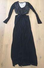 Winter Cotton Blend Long Sleeve Dresses for Women