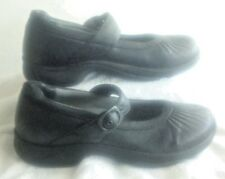 Women's DANSKO Size 10-10 ½ US Black Leather Mary Jane Shoes