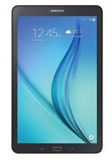 Samsung Galaxy Tab E 16GB, Wi-Fi + 4G, 8 inch - Black