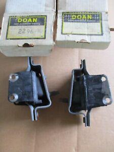 Anchor Doan 2296 Motor Mount set fits 1967-78 Cadillac