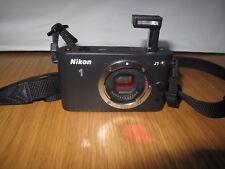 Nikon 1 J1 10.1MP Digital Camera - Black (Body only)
