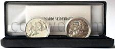 Latvia 2 x 2.5 euro 2017 Eduards Viedenbaums silver (#3732)