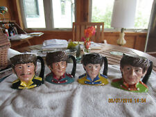 Royal Doulton Toby Jugs The Beatles