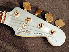 Fender 1980 Precision Bass P-Bass Special Gold String Tree with Screw