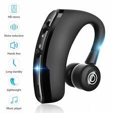 Wireless Bluetooth Headset Stereo Earbud Hands Free Earpiece for iPhone Samsung