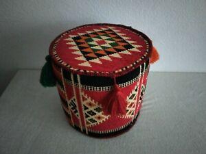 Orientalische Sitzecke  Sitzkissen rot Original aus dem Arabischen Golf Neu