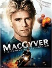 MacGyver: The Complete Collection [New Dvd] Boxed Set, Full Frame, Mono Sound,