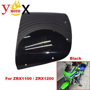 Motorcyle Windshield Windscreen For Kawasaki ZRX1100 1999-2000 ZRX1200 2001-05