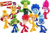 Fixiki cartoon figures Fixies Prosto Toy assortment 9 pieces