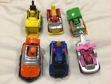 PAW PATROL EXCLUSIVE CAR RACERS SPIN MASTER DIECAST METAL TOKYO DRIFT TOY FILM
