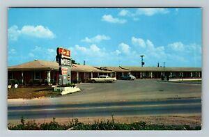 Cleveland TN-Tennessee, Lee-Hi Motel, Chrome Postcard
