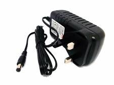15v Plustek OpticFilm 7500i 7600i 8100 scanner ac/dc power supply cable adaptor