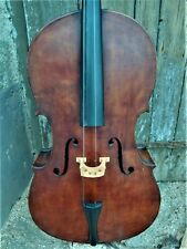 Sehr altes Cello - Very old cello 18. / 19. Jhd