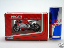 31582 Maisto 1:18 Valentino Rossi Moto Ducati Moto Gp12 # 46 Juguete Regalo En Caja