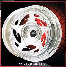 "15x12"" Weld Wheel Forged Aluminum Scorpio 6-5.5"" BC. Last Ones Anywhere!"