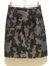 Christopher Kane Camouflage Skirt size UK6