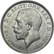 More details for 1918 florin - george v british silver coin - very nice