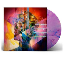 New Pink Hurts 2B Human Pink Blue Marble LP Vinyl Wax Limited Collectors Edition