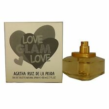 LOVE GLAM LOVE BY AGATHA RUIZ DE LA PRADA EAU DE TOILETTE SPRAY 80 ML (T)