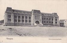K 778 - Tsingtau, Gouvernementsgebäude, 1908 gelaufen