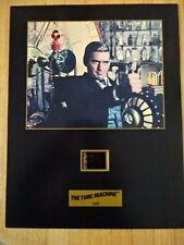 "THE TIME MACHINE 1960 8.5""x11"" SENITYPE FILM CELL & PHOTO! ROD TAYLOR! LTD & NUM"