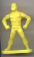 1978 Gulliver Shazam DC Comics Plastic Figure Yellow Mint Unused