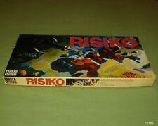 Risiko Strategiespiel von Parker ab 10 Jahren ©1975  Erobern Sie... Rar 1A Top!